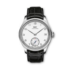 Reis-Nichols Jewelers : IWC Portuguese 8-day Watch