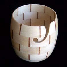 Hey, I found this really awesome Etsy listing at https://www.etsy.com/listing/182214847/lathe-turned-segmented-wooden-yarn-bowl