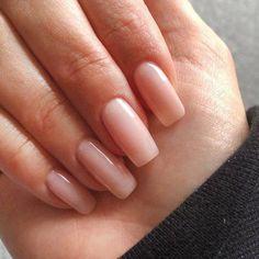 kendall jenner acrylic nails - Google Search #GelManicures #AcrylicNailsForSummer Kendall Jenner Nails, Kylie Jenner Nails, Kylie Jenner Style, Natural Acrylic Nails, Best Acrylic Nails, Squoval Acrylic Nails, Nail Shapes Squoval, Natural Fake Nails, Gel Nails Shape