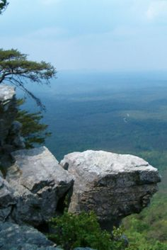 Cheaha State Park is the pinnacle of natural beauty and awe in Alabama.