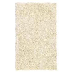 Mohawk Home Frise Shag Starch 8 ft. x 10 ft. Area Rug - Model # 166380 at The Home Depot $147