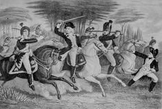 Battle of Cowpens SC Brig Gen Daniel Morgan and a mixed Patriot force rout British Lt Colonel Banastre Tarleton and his forces.