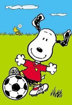 Peanuts Snoopy Football 70x100cm Poster Affiche Envoi En Tube | eBay