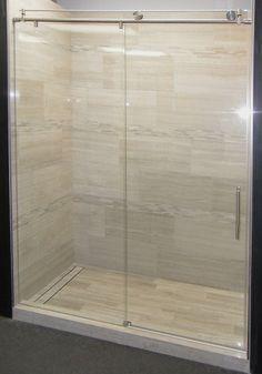 Shower Door Corner Roller Door