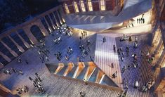 AL_A : V Exhibition Road project receives planning permission