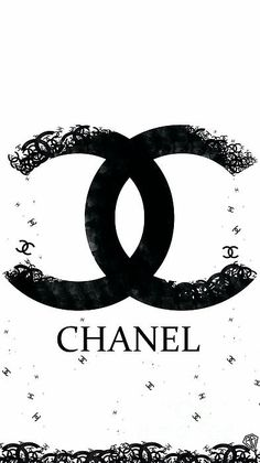 New Fashion Wallpaper Iphone Logo Coco Chanel 66 Ideas Art Chanel, Chanel Wall Art, Chanel Logo, Chanel Wallpapers, Cute Wallpapers, Coco Chanel Wallpaper, Chanel Decoration, Chanel Background, Image Swag