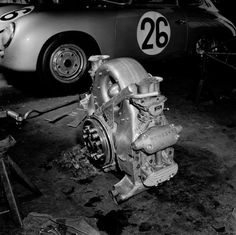 1960 4 Cam Porsche