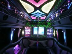 La limo strippers