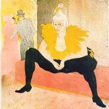 Cha U Kao at The Moulin Rouge