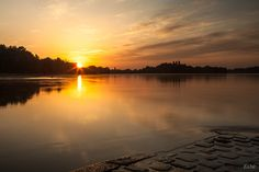 Sweet sunrise by Esbé Photographies Serge on Rivers, Sunrise, Celestial, Sweet, Outdoor, Photography, Candy, Outdoors, River