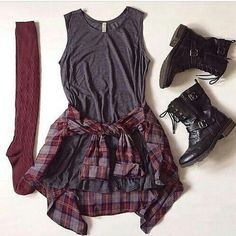 edgy concert outfits - Google Search