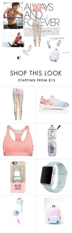 """""""Fitness"""" by fuffa ❤ liked on Polyvore featuring adidas Originals, NIKE, adidas, Victoria's Secret, Casetify and Vans"""