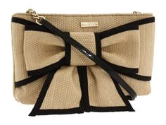 kate spade bow clutch...Love it!!