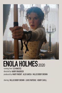Enola Holmes by Jessi