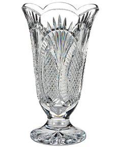 Waterford Vase, Heritage Seahorse