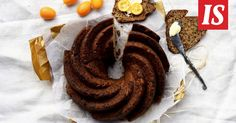 nyt on leivän teko helppia. Saaristolaisleivän taikinaa ei tarvitse vaivata, vain sekoitus riittää.