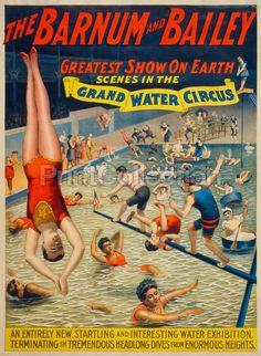 Barnum & Bailey Grand Water Circus