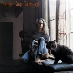 Carole King - Tapestry - classic album covers