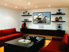 Recent Media and Comments in Home Theater - Modern Furniture, Home Designs & Decoration Ideas