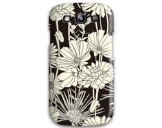 Samsung Galaxy S3 Cover, Samsung Galaxy S3 case, Samsung Galaxy S3 Flowers