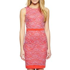 Scallop Lace Dress - jcpenney Possible Dress for May Wedding