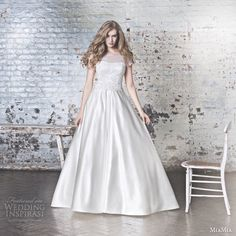 MiaMia Bridal 2015 Wedding Dresses | Wedding Inspirasi