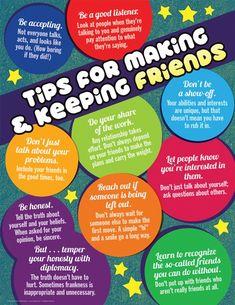 TipsForMakingAndKeepingFriends-POSTER.jpg 463×600 pixels