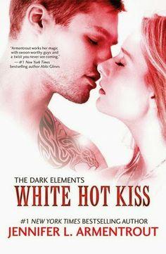 17. White Hot Kiss by Jennifer L. Armentrout - 4 stars. Review: http://eaterofbooks.blogspot.com/2014/01/review-white-hot-kiss-by-jennifer-l.html