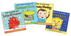 My daughter LOVES these books!! HOW TO ... COMPLETE COLLECTION (4) #usbornebooks #usborne