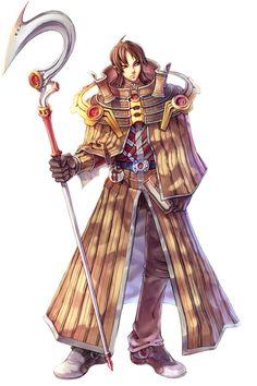Sage Male from Ragnarok Online