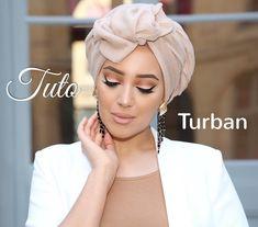 Mode Turban, Turban Hat, Turban Style, Hijab Wear, Hijab Outfit, Kimono Fashion, Hijab Fashion, Turbans, Afro