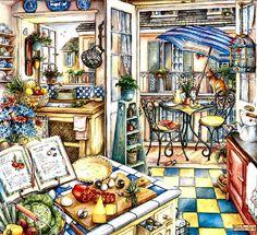 Kitchen Bakery by Kim Jacobs