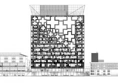 The Cube / Make Architects