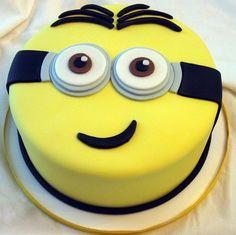 Br. 4 #despicableme, #minionscake, #torta