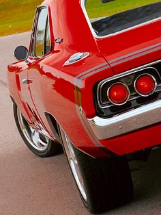 1968 Dodge Charger R/T.