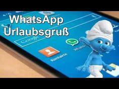 Urlaub Holiday ♥♥ Schlumpf & Schlumpfine - Smurf & Smurfette ♥♥ wünschen schönen Urlaub - YouTube