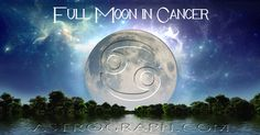 An Emotionally Transformative Cancer Full Moon - AstroGraph Astrology Software