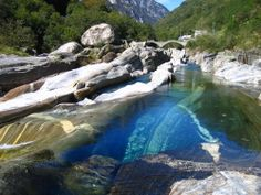 Valle Verzasca - Switzerland  Beautiful place!!
