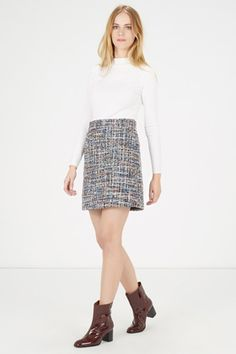 Skirts | Other TWEED SKIRT | Warehouse