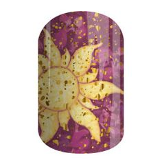 Lost Princess | Jamberry In 'Lost Princess' the sun shines bright that was used to untangle the mystery of Disney Princess Rapunzel's past.