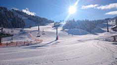 Sonne und Schnee soweit das Auge reicht am Hochkar! (c) Hochkar Bergbahnen Berg, Mountains, Winter, Travel, Outdoor, Ski Resorts, Ski, Eye, Paisajes