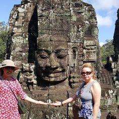 Hawaiian Woman, Angkor Wat, Ash Blonde, Asia, Instagram, Women, Woman