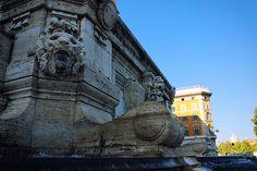 La Piazza Cavour à Rome