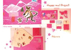 milanesa: Happy Mail Project 2013