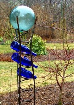 Garden Art by freida