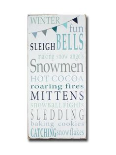 Shop winter fun in bunting -christmas from Barn Owl Primitives