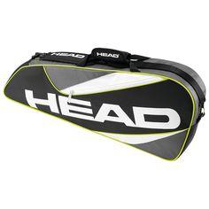 Head Elite 3R Pro Tennis Bag, Black