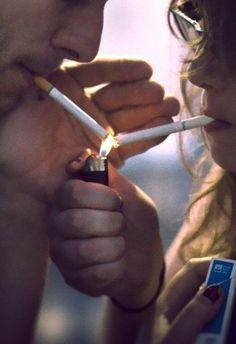 cigarette | dual light | smoking | share | light my fire | flame | www.republicofyou.com.au