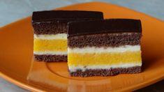 Tento koláč je ako stvorený pre tých , čo majú radi osviežujúce a hlavne šťavnaté zákusky. Verím, že si na ňom pochutíte. Recept je na menší plech , rozmery: 24cm x 35cm. Czech Recipes, Ethnic Recipes, Cooking Recipes, Healthy Recipes, Polish Recipes, Sweet Recipes, Tiramisu, Cheesecake, Food And Drink