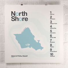 North Shore Surf print